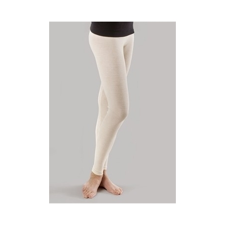 Leggings wool and silk