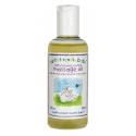 Natural Baby Massage Oil 100ml