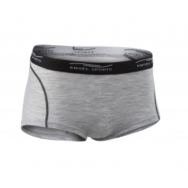 "Shorts, seams in contrasting colors ""Engel sport"" - Grey -"