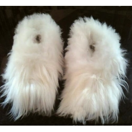 Alpaca Slippers (sz 36-45)