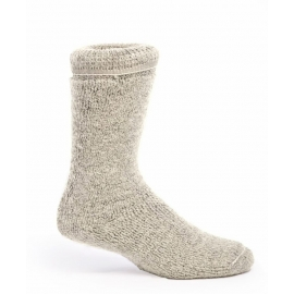 NEW!!! Alpaca Winter Socks - silver (39-41)