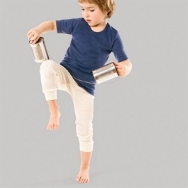 Kids Woo/Silk fit pants